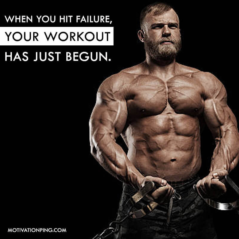 Bodybuilding Quotes For Motivation Weightlifting 2019