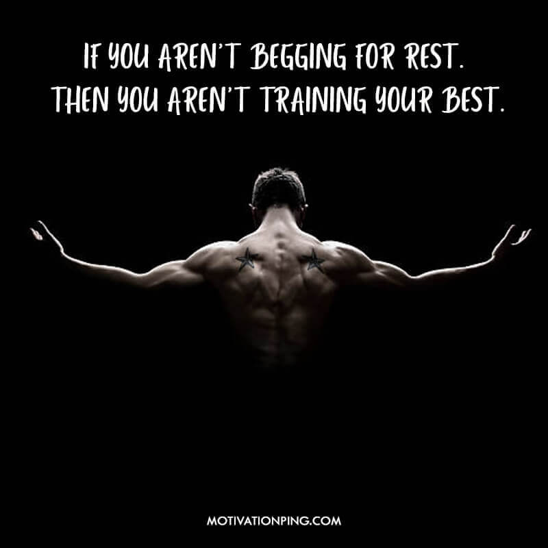 Bodybuilding Quotes For Motivation Weightlifting