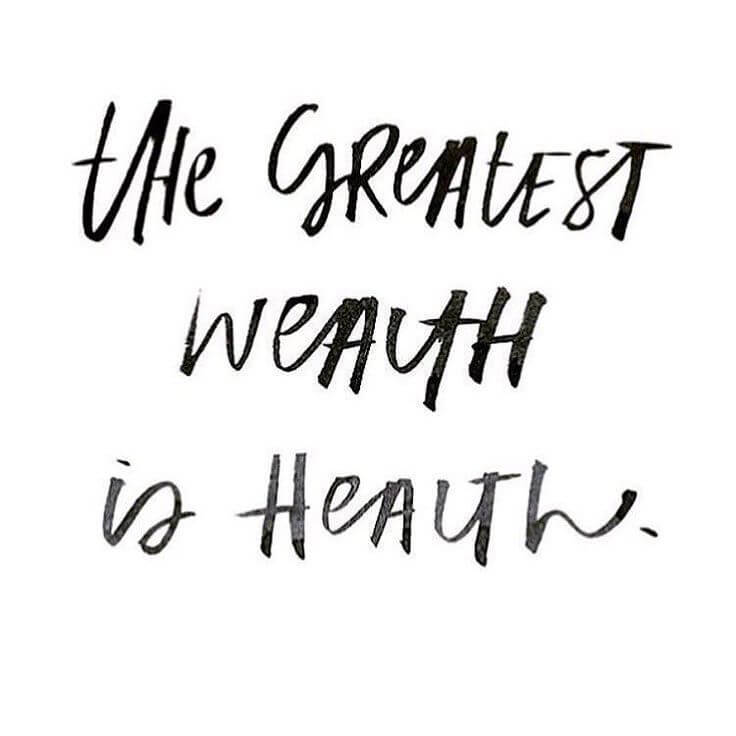 Health Wellness Quotes