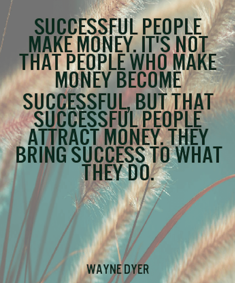 100 Money Quotes About Wealth Prosperity