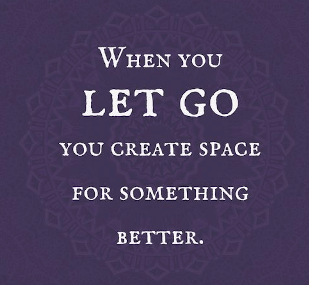 Letting Go & Detachment Affirmations That Work Fast