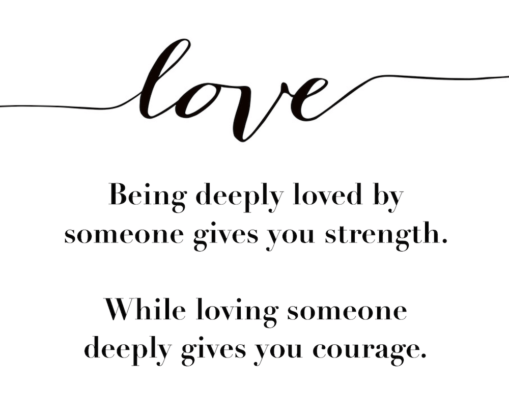 Couples positive affirmations for 34 Positive