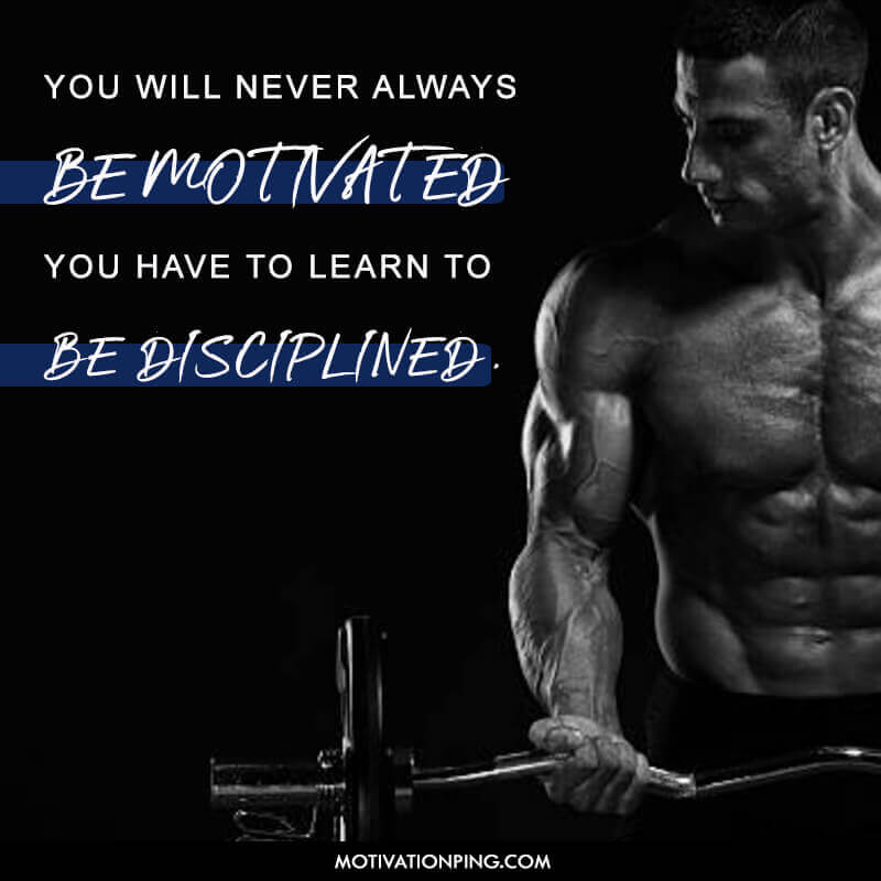 100 Gym Quotes For Motivation When Exercising